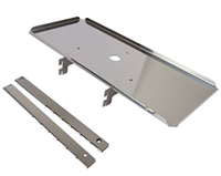 Adjustable holder -Driptray, 170x400, Indy