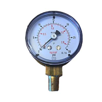 Manometer -CO2 tester, 1/8″